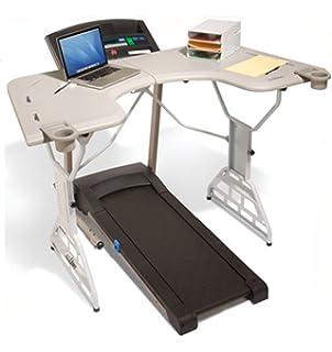 TrekDesk Treadmill Desk   Walking And Standing Desk For Treadmill   Perfect  Treadmill Workstation