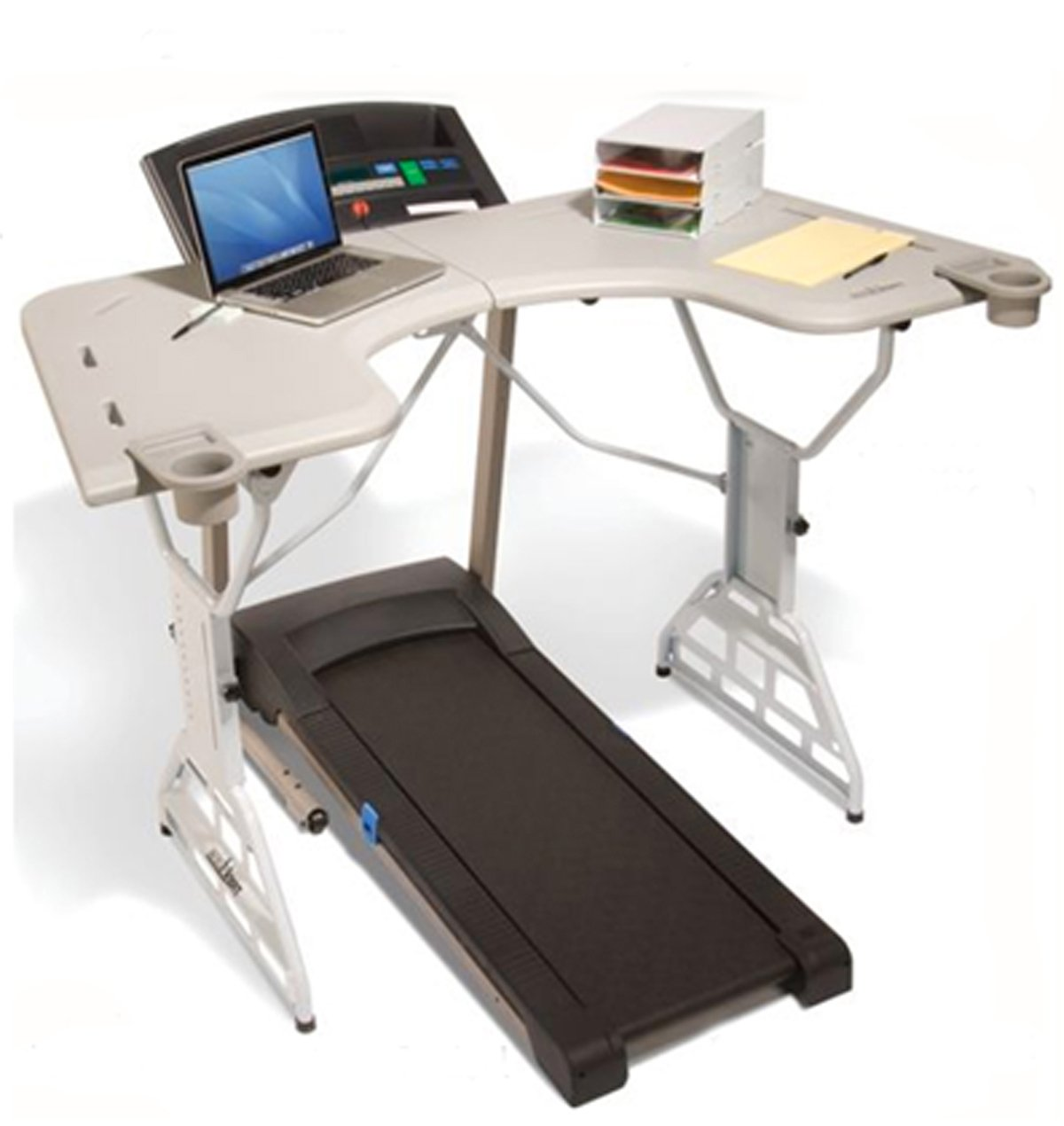Amazon.com : TrekDesk Treadmill Desk : Exercise Treadmills ...