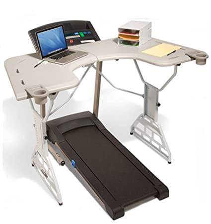 TrekDesk Treadmill Desk   Walking And Standing Desk For Treadmill   Perfect  Treadmill Workstation
