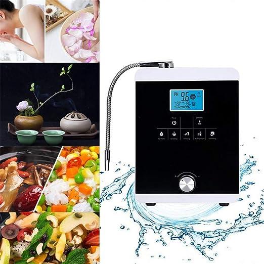 QLPP Filtro de Agua, Multifuncional ionizador de Agua purificador ...