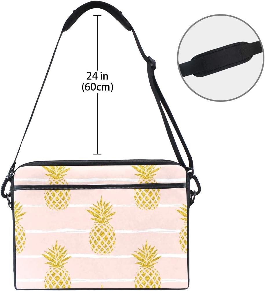 Tropical-pina-Colada-Drink-with-Splash Laptop Case 13//15 Briefcase Handbag Carrying Sleeve Case Cover