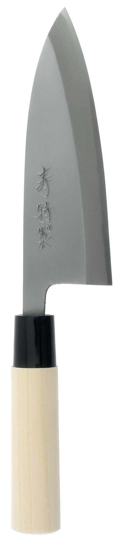 Kotobuki High-Carbon SK-5 Japanese Deba Fish Filleting Knife, 165mm by Kotobuki (Image #1)