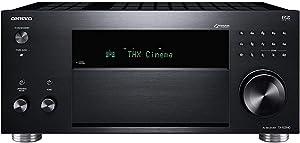 Onkyo TX-RZ840 Smart AV Receiver with 4K Ultra HD | Dolby Atmos | AirPlay 2 | IMAX Enhanced (2019 Model)