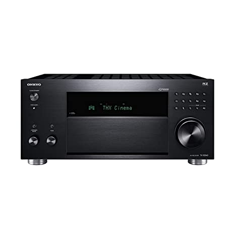Best Av Receiver 2020.Amazon Com Onkyo Tx Rz840 Smart Av Receiver With 4k Ultra