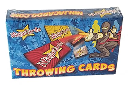 Amazon.com: Ninja tarjetas – Extra paquete de tarjetas para ...