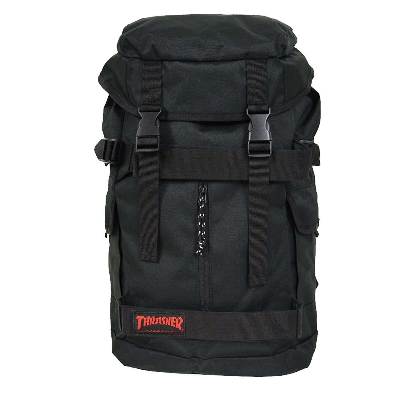 4. THRASHER THRIN-7800 滑板後背包/13L