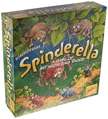 Monopoly Spider (Spinderella Board Game)