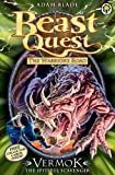 Beast Quest: 77: Vermok the Spiteful Scavenger, Adam Blade, 1408324067
