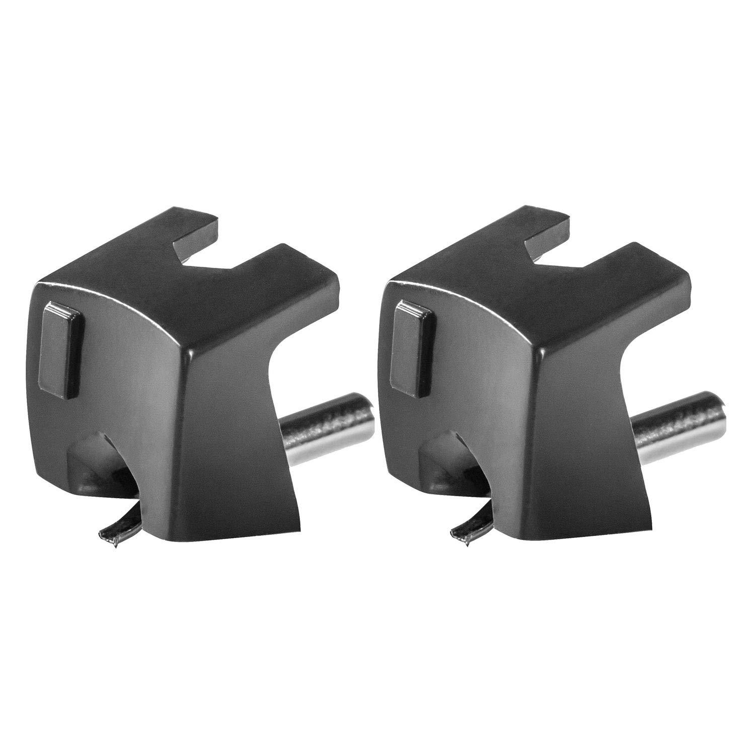 (2) Stanton N500S - Replacement Styli for 500-Series Cartridges (Twin Set) 61-ukEWleyL