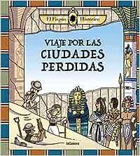 Viaje por las ciudades perdidas: 124 (Conocimientos): Amazon.es ...