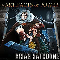 The Artifacts of Power: Godsland, Books Seven, Eight and Nine