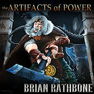 The Artifacts of Power: Godsland, Books Seven, Eight and Nine Audiobook