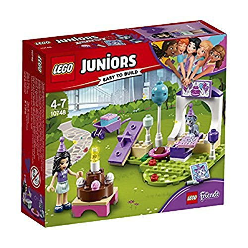 Lego Juniors 10748 Emma39;s Party]()