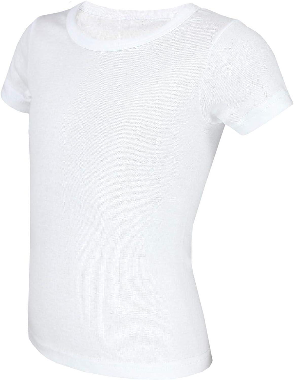 TupTam Boys Underwear Vests Long Sleeve Pack of 3