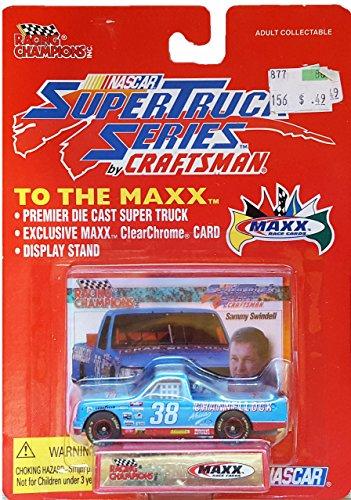 Nascar Racing Maxx - Racing Champions - NASCAR SuperTruck Series To The Maxx - #38 Sammy Swindell