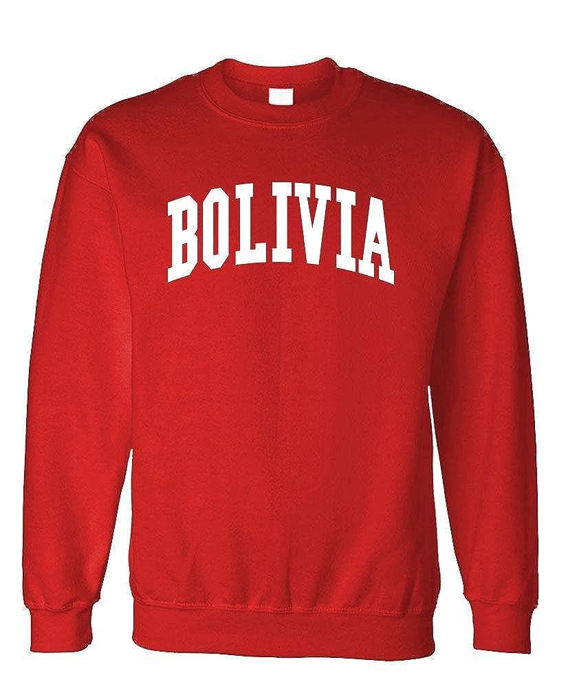 Country Pride Homeland Nation Fleece Sweatshirt The Goozler Bolivia