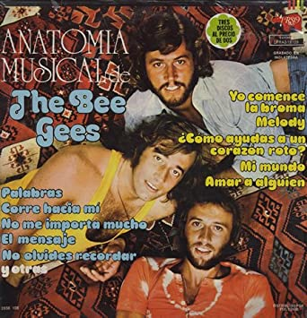 Anatomia Musical De The Bee Gees - Amazon.com Music
