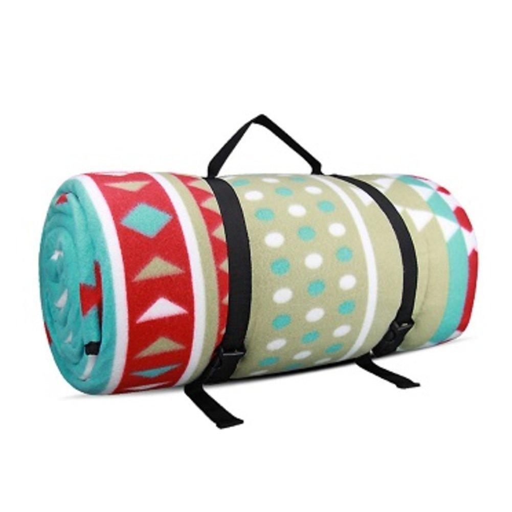 アウトドアピクニックブランケット防水フリースExtra Largeキャンピングマットポータブル折りたたみ式ピクニックマット旅行ハイキングビーチ B07CQT6X55  A 240x200cm(94x79inch)