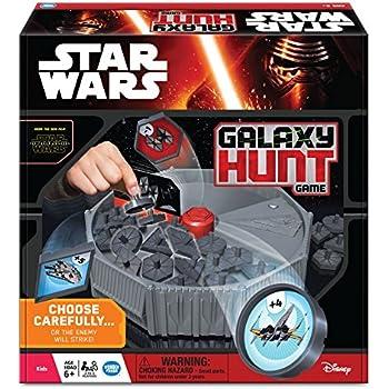 Star Wars Galaxy Hunt Game