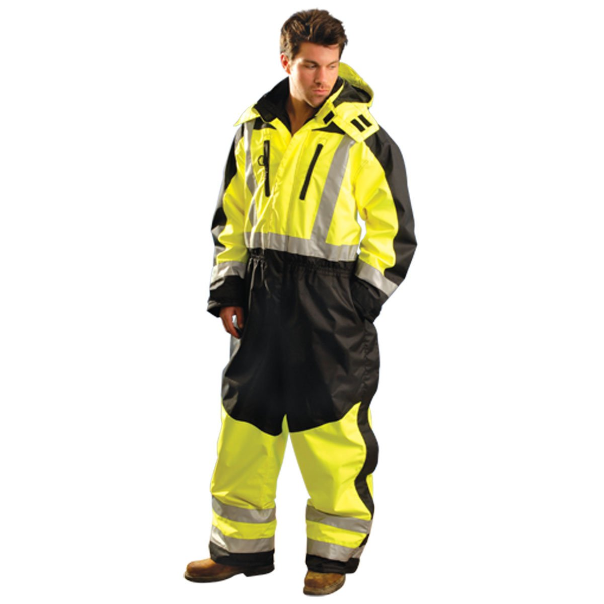 Speed collection Premium Cold Weather Coverall - Class 3 - Built for work - MEDIUM