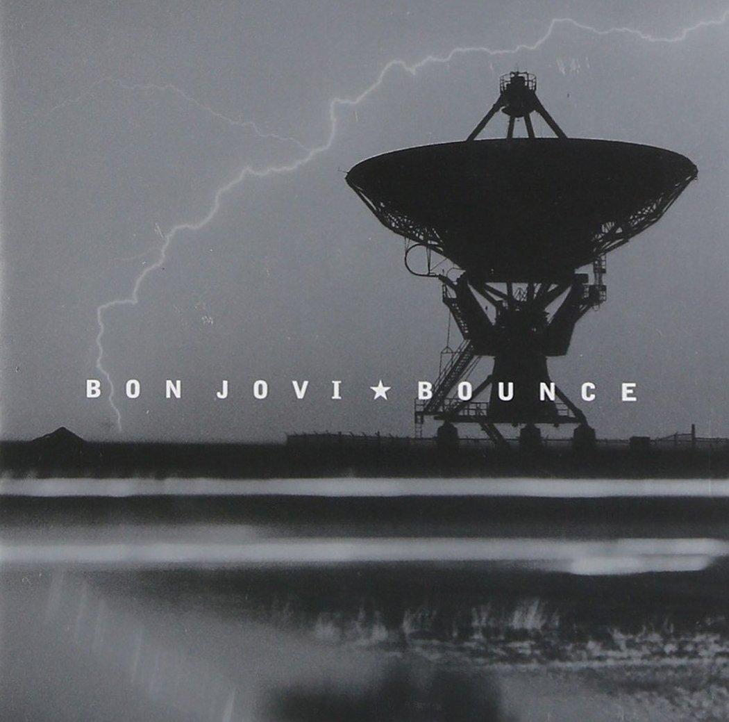 CD : Bon Jovi - Bounce