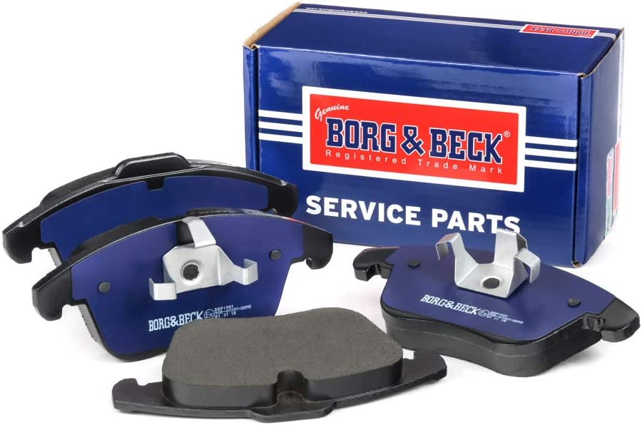 Ford S-Max 2.0 TDCi Genuine Borg /& Beck Front Right Brake Hose