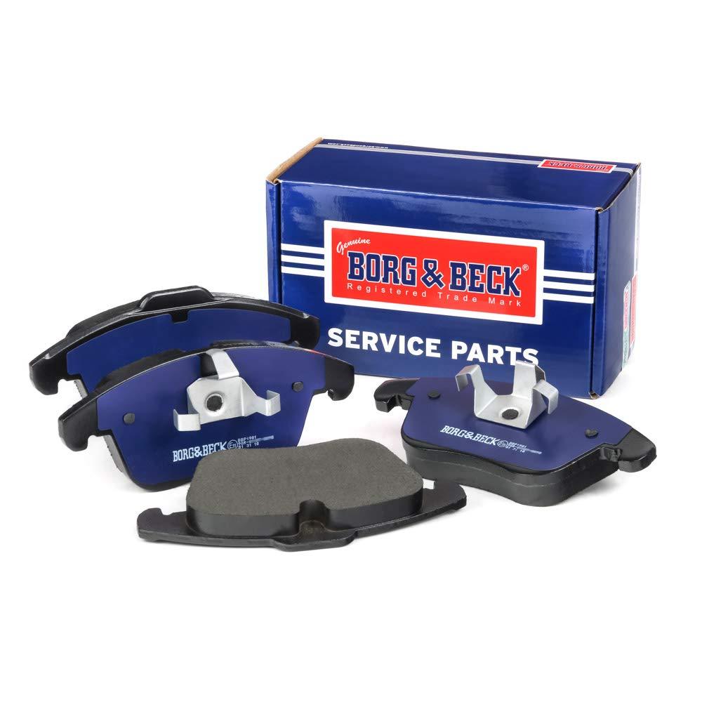 Borg /& Beck BBP1981 Front Brake Pads Ate - Teves