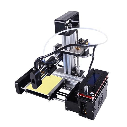 KKmoon Portátil Alta Precisión compacto metal Desktop impresora 3d ...