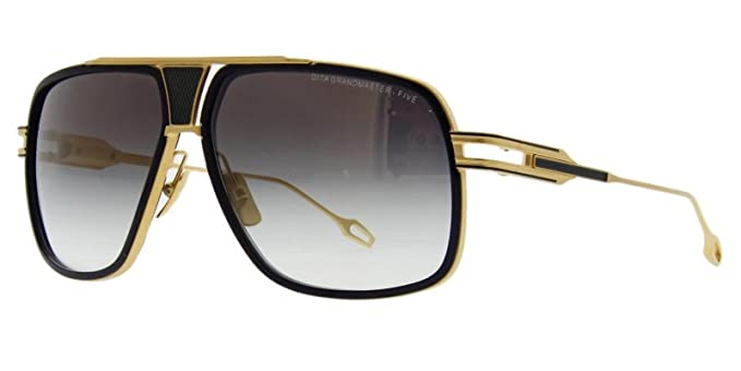 Dita Grandmaster Five Gafas de Sol DRX 2077 Marco Negro en ...