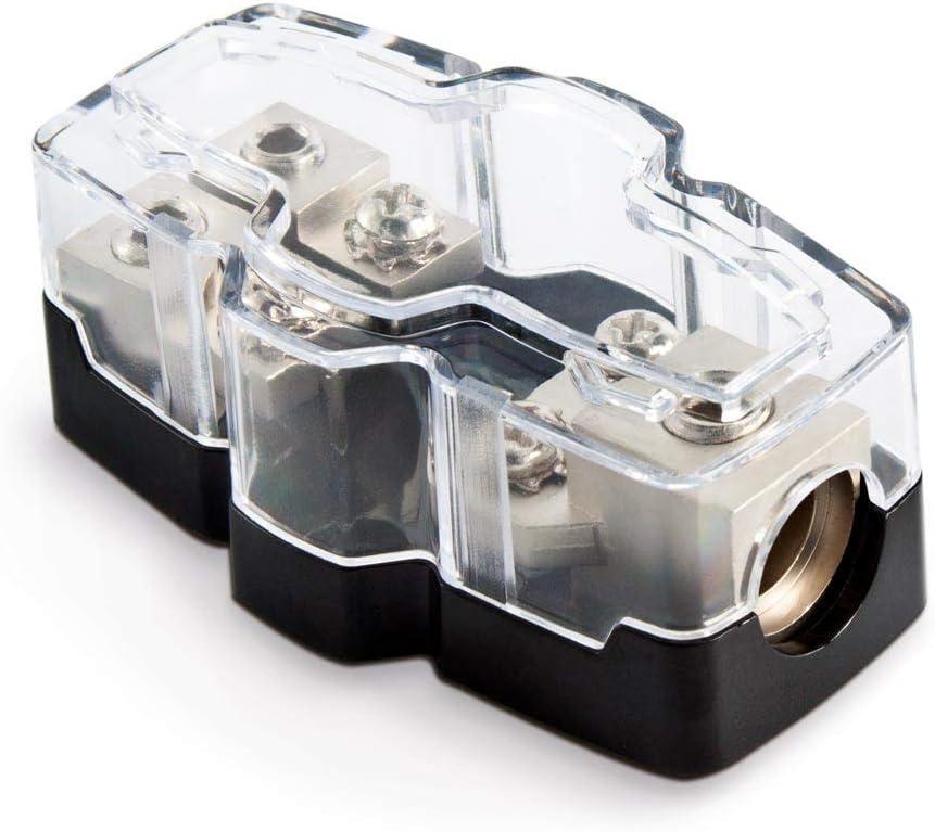 Sinustec Car Hifi Mini Anl Sicherungshalter Mav 1 2 Elektronik