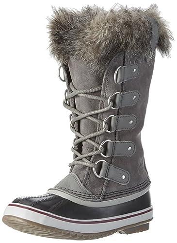 Women's Joan Of Arctic Boot (10 B(M) US / 41 EUR Quarry / Black)