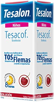 Tesacof Infantil Solución, 80 mg