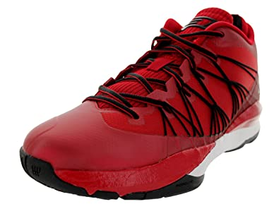 996725781cdf Nike Men Jordan CP3.VII AE Gym Red Black White Basketball Shoe 9.5