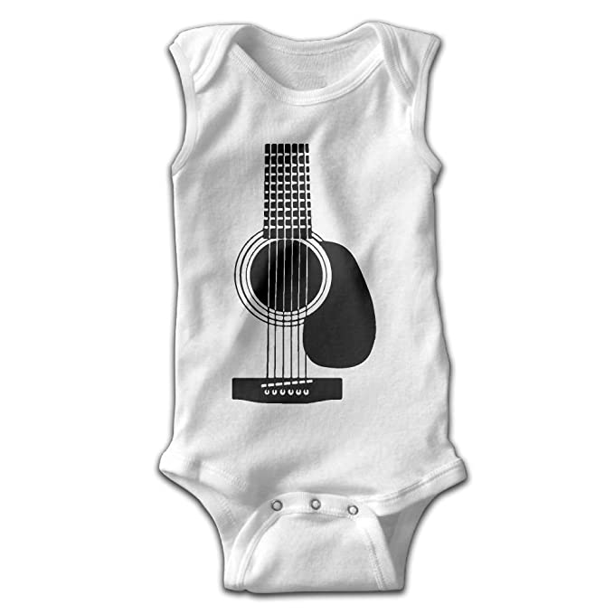 amazon com ppf yr6 baby boys girls clothes acoustic guitars romper