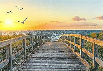 Postkartenbuch Am Meer 30 stimmungsvolle  Postkarten Strand Meer Urlaub NEU!