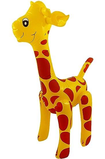 Amazon.com: Rimi - Percha inflable para niños, juguete de ...