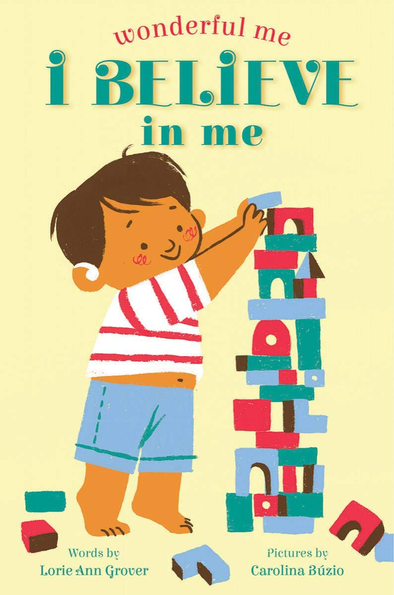Image result for I believe in me Lorie ann grover review