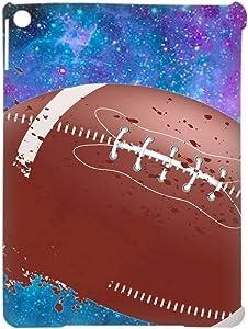 Compatible conContendor De Plastico Impresión America Football 2 Mujer Proteger Apple ipad air 2