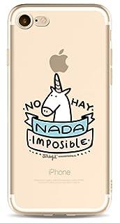 Mr. Wonderful MRCAR031 - Carcasa TPU para Apple iPhone 6 ...