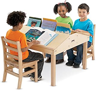 "product image for Jonti-Craft Quad Tablet And Reading Table, 20 1/2"" High"