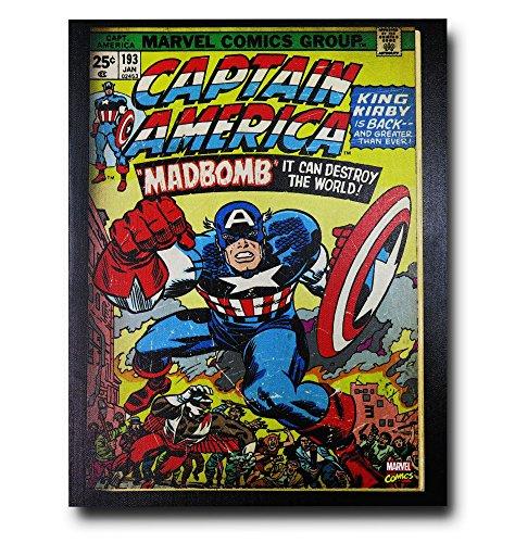 captain america madbomb - 7