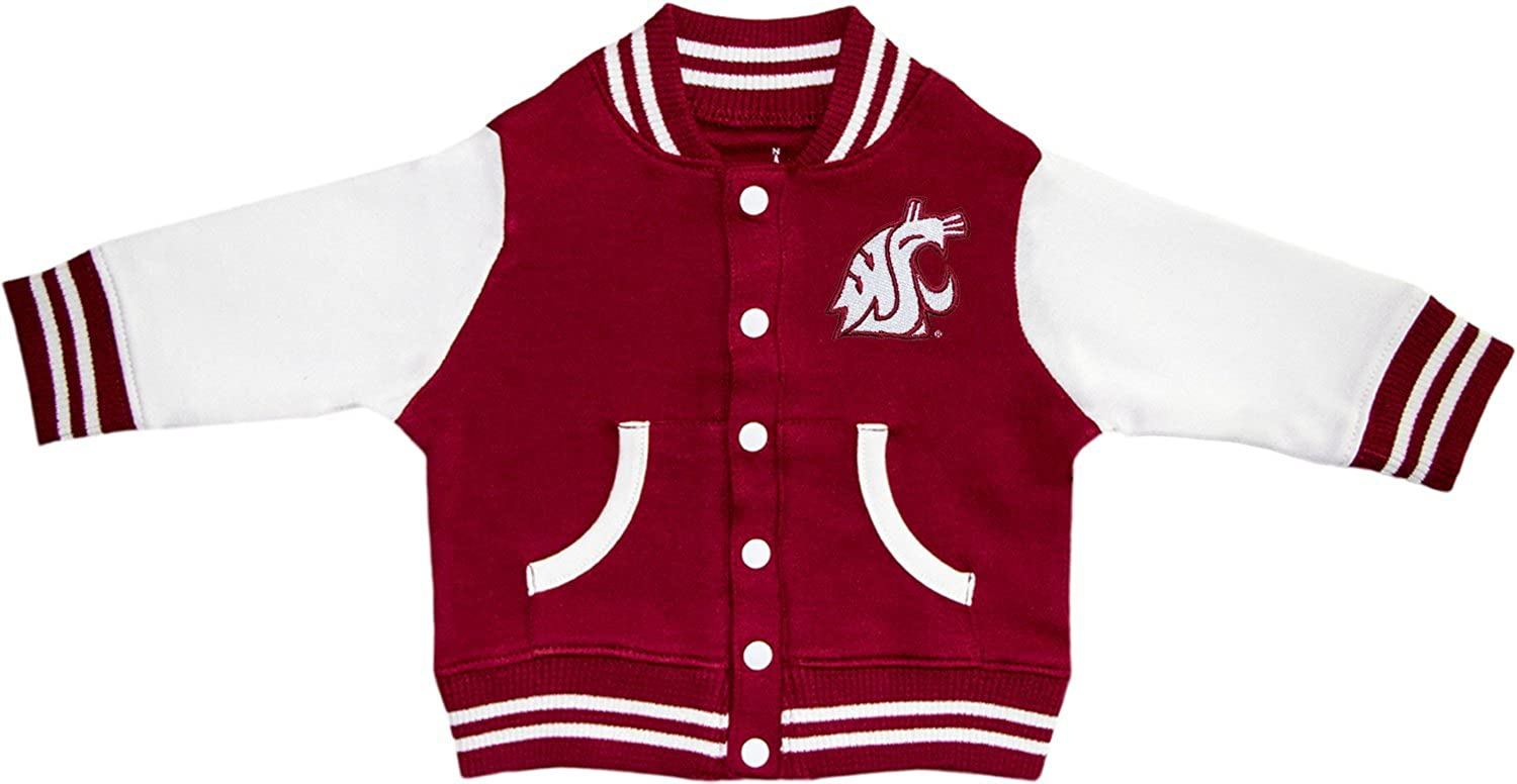 Washington State University Cougars Varsity Jacket