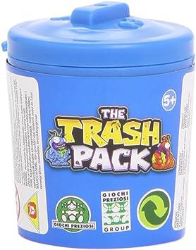 Giochi Preziosi 68043 - Trash Pack , 2 Figuras en Mülltonne ...