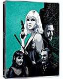 Atomic Blonde STEELBOOK ( Blu-ray + DVD ) English, Spanish & Portuguese Audio & Subtitles - IMPORT