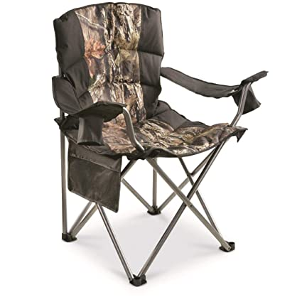 Surprising Guide Gear Oversized King Camp Chair 500 Lb Capacity Mossy Oak Break Up Country Mossy Oak Country Camo Andrewgaddart Wooden Chair Designs For Living Room Andrewgaddartcom