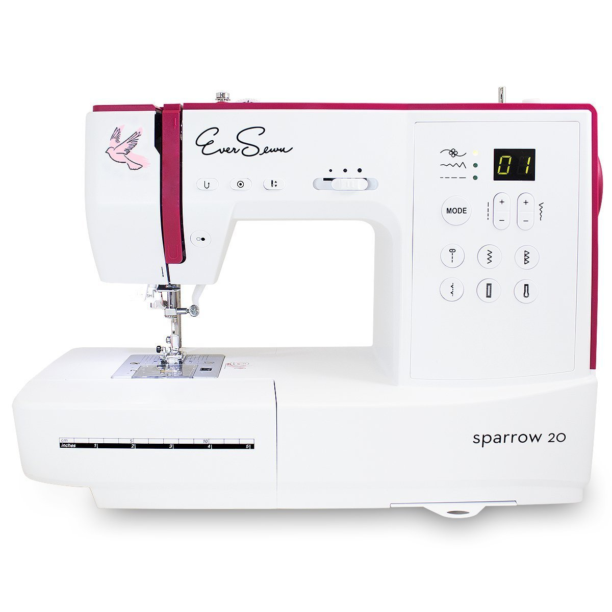 Top 10 Best Computerized Sewing Machines Reviews in 2020 5