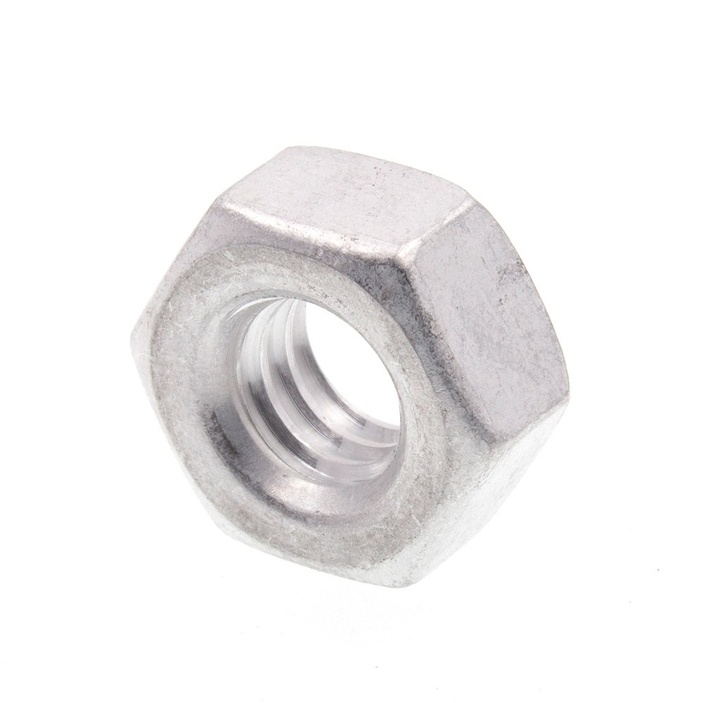 25-Pack Aluminum Prime-Line 9073328 Finished Hex Nuts 1//4 in-20