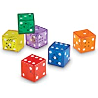 Learning Resources Dice in Dice Jumbo