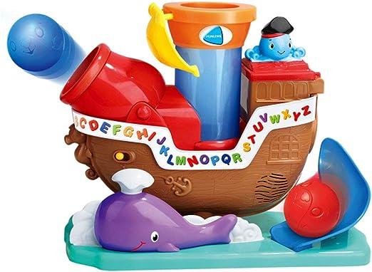 Cajas de música Mesa de aprendizaje de juegos infantiles Multifuncional Educación temprana Juguetes musicales Juguetes para bebés Juguetes para bebés de 1 a 3 años Juguetes interactivos entre padres e: Amazon.es: Hogar