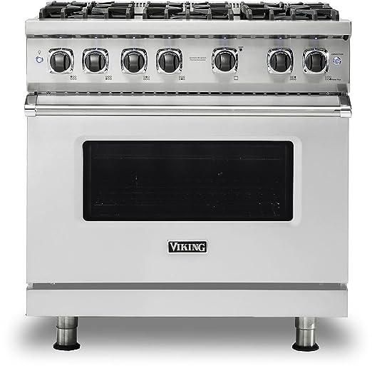 Amazon.com: Viking VGR5366BSS Professional 5 Series Pro ...